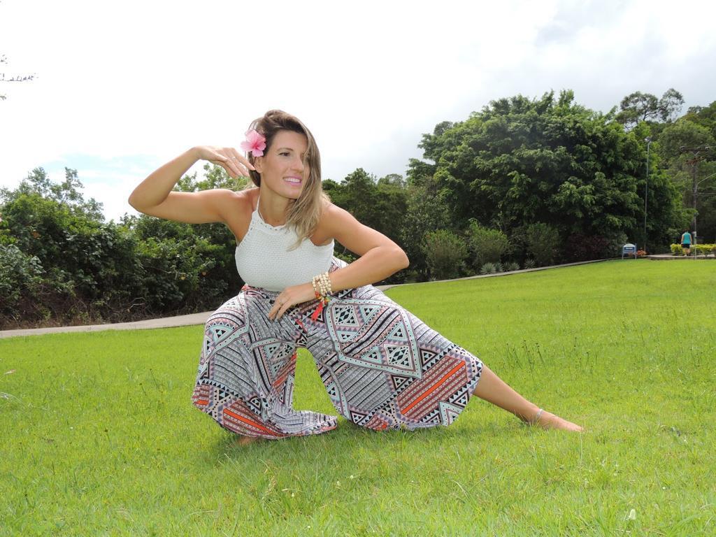 yoga dance osheanic